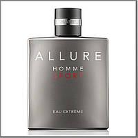 Chanel Allure Homme Sport Eau Extreme туалетная вода 100 ml. (Тестер Шанель Аллюр Хом Спорт Еау Экстрим)