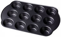 Форма для выпечки кексов пямоугольная 35*26 см Empire М-9840