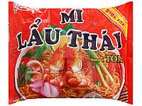 Вьетнамская лапша быстрого приготовления Lau Thai со вкусом креветок