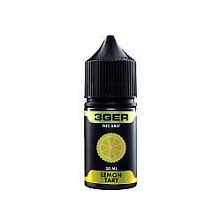 Жидкость для электронных сигарет 3Ger Salt Lemon Tart 50 мг 30 мл