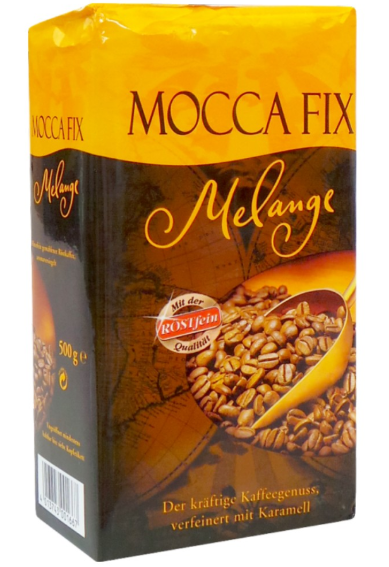 Кава мелена Mocca Fix Melange 500 грам Німеччина