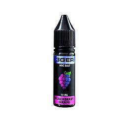 Жидкость для электронных сигарет 3Ger Salt Blackberry Grape 35 мг 15 мл