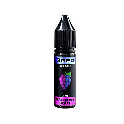 Жидкость для электронных сигарет 3Ger Salt Blackberry Grape 50 мг 15 мл