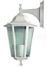 Уличный настенный светильник Lemanso PL6102 белый