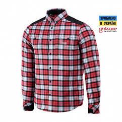 M-Tac рубашка Redneck Cotton Shirt Red XS/R