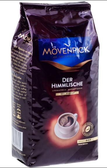 Кава в зернах  Movenpick der Himmlische 500 грам Німеччина