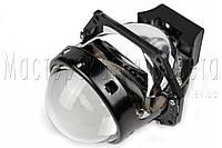 "Светодиодные Bi-LED линзы AMS i8 Delux Double Vision 3,0"" 5500K"