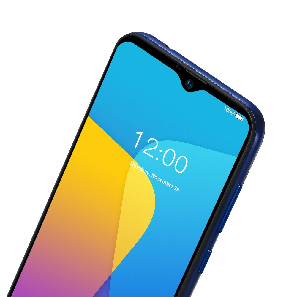 Безрамочный смартфон Doogee Y8C Blue