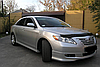 Дефлектор капота (Люкс!) мухобойка Toyota Camry V40 2006-2011 (PZ451V353200), SIM, STOCAM0612, фото 2