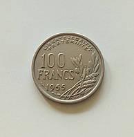 100 франков Франция 1955 г., фото 1
