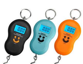 Кантер электронные Portable electronic scale 50кг