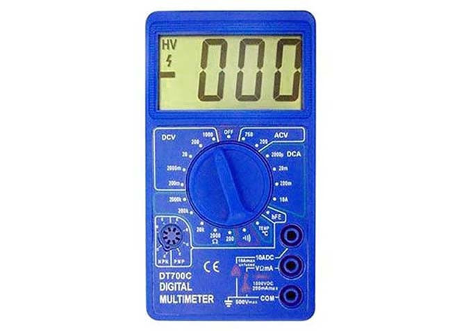 """Мультиметр """"Digital"""" Тестер DT-700"""