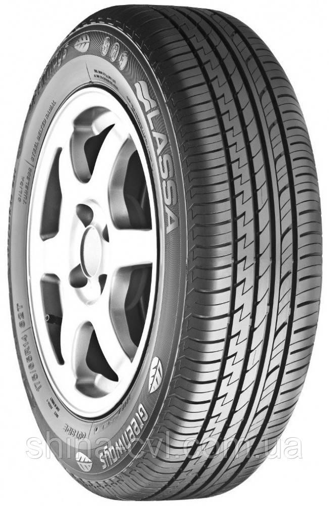 Літні шини 205/55 R16 91V LASSA GREENWAYS