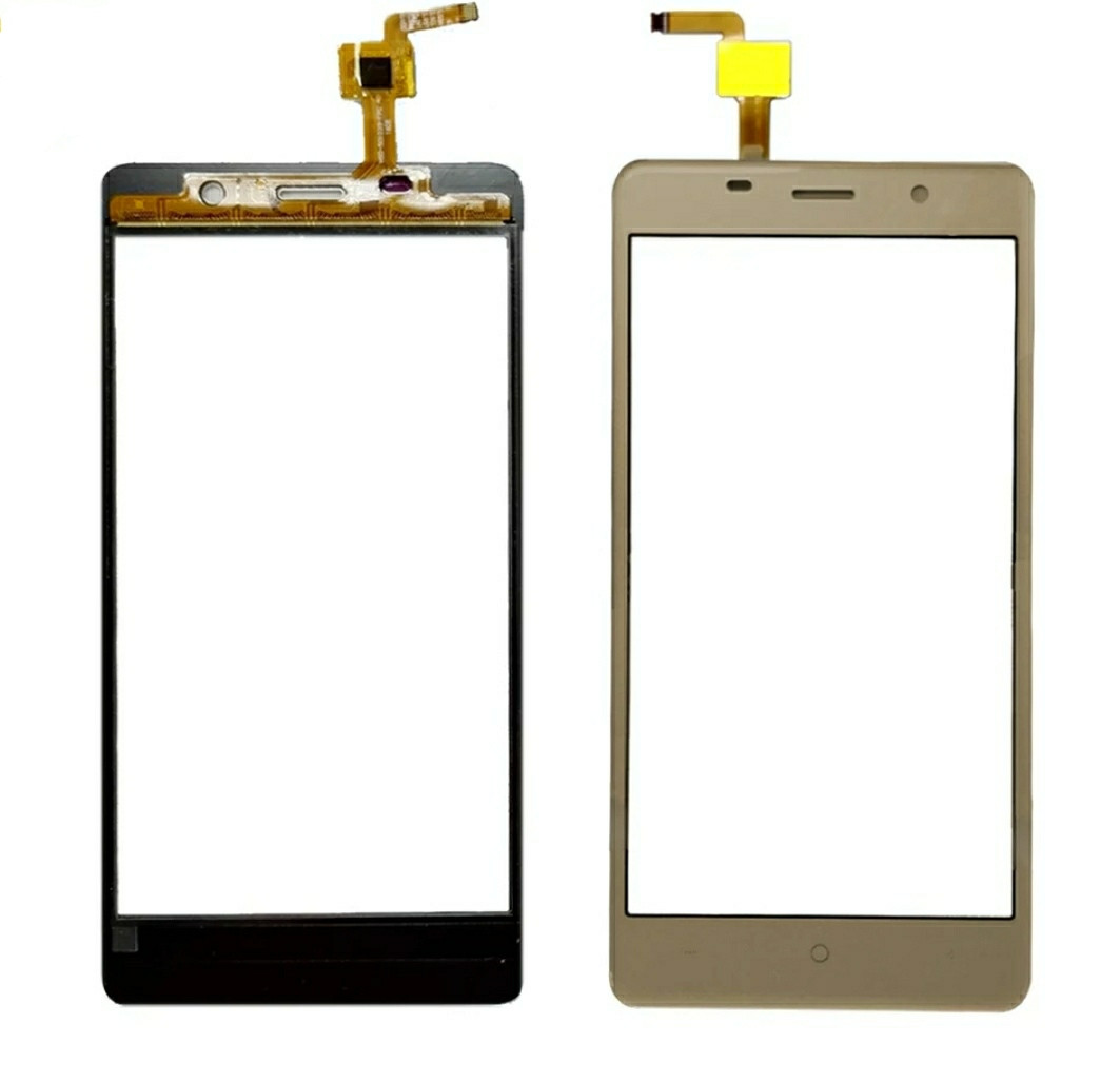 Touchscreen (сенсор) для Leagoo M5 Золотий
