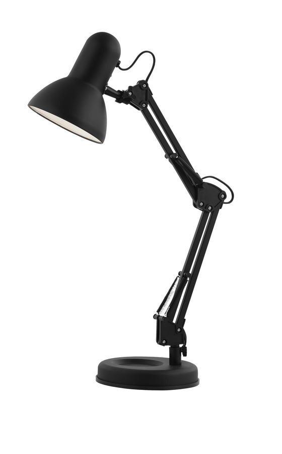 Настольная лампа трансформер Luxury Desk Lemp (Два в одном) (ЧЕРНЫЙ)