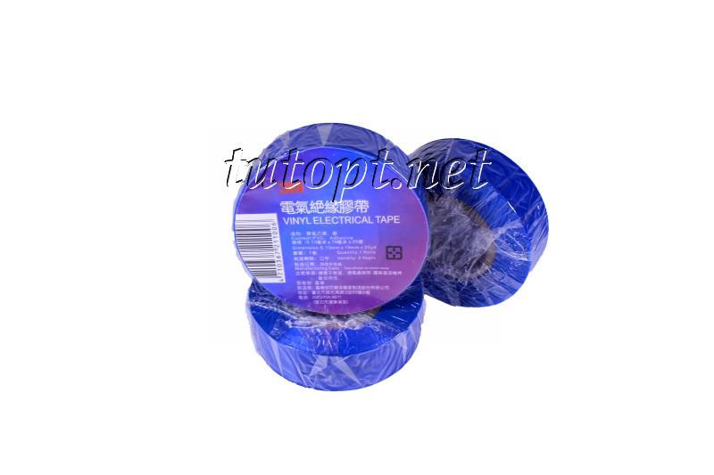 "Изолента ""3М"" виниловая, Синий длина - 20м, ширина - 19мм, толщина - 0,13мм."