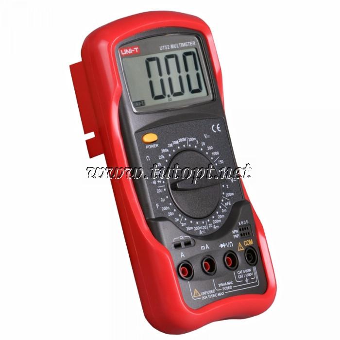 """Мультиметр """"Digital"""" (Тестер), VC61, типы измерений - DCV, АCV, DCA, АCA, Ом."""