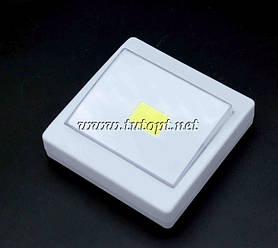 Фонарь - Выключатель WD308/4хAAA/ Магнитное крепление