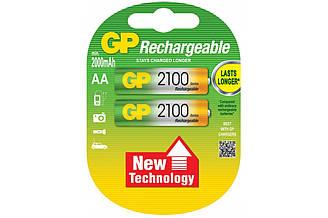 Аккумулятор GP R6 AA 2100Mh 1 шт.