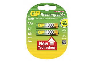 Акумулятор GP AAA R3 1000Mh 1 шт.