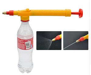 Пульверизатор на пляшку з насосом