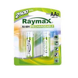 Акумулятор Raymax HR6/AA 2500mAh Ni-MH 1.2 V 3166
