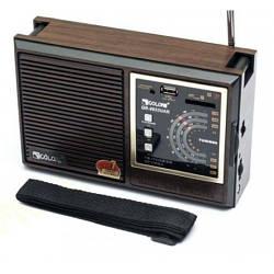 Радіоприймач Golon RX-9933UAR акумуляторний, USB/SD програвач