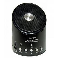 Портативная беспроводная колонка WSTER WS-Q10