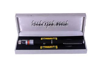 Фонарь- Лазерная указка L555/2хAAA