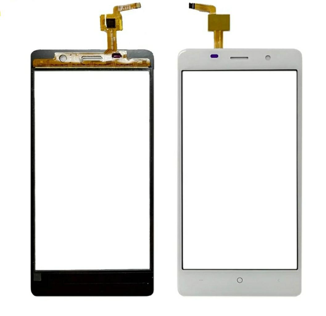 Touchscreen (сенсор) для Leagoo M5 Білий