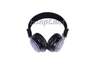 Наушники беcпроводные Atlanfa Monster AT - 7611A с Bluetooth, MP3 и FM