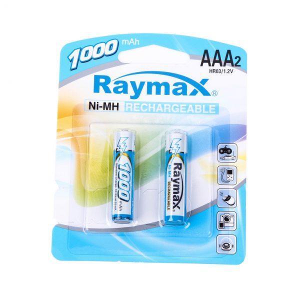 Аккумулятор Raymax HR03/AAA 1000mAh Ni-MH 1.2V 3098