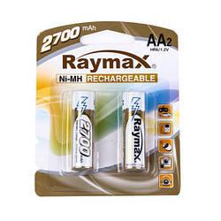 Акумулятор Raymax HR6/AA 2700mAh Ni-MH 1.2 V 3173