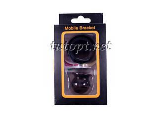 Магнитный держатель для телефона, планшета, навигатора в авто. Any View Orange