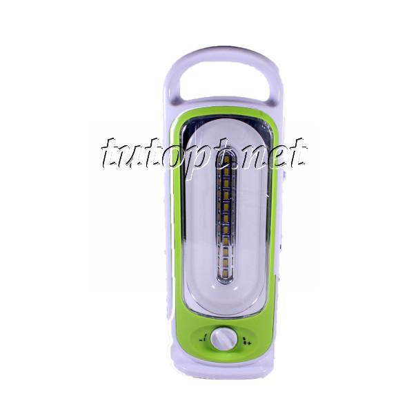 Переносной фонарик Yajia YJ-6881U с USB для зарядки телефона, регулятор яркости, (теплый и холодный
