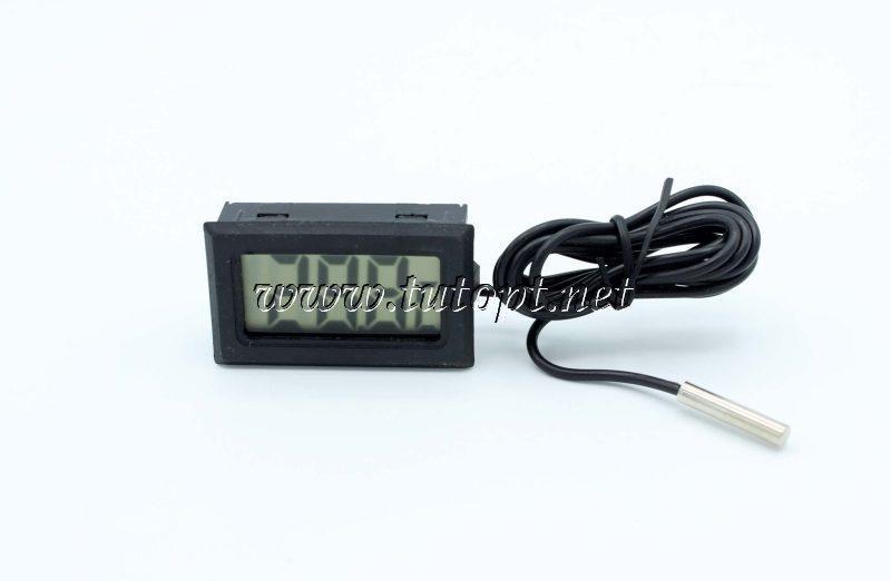 Цифровой термометр Digital с выносным датчиком температуры