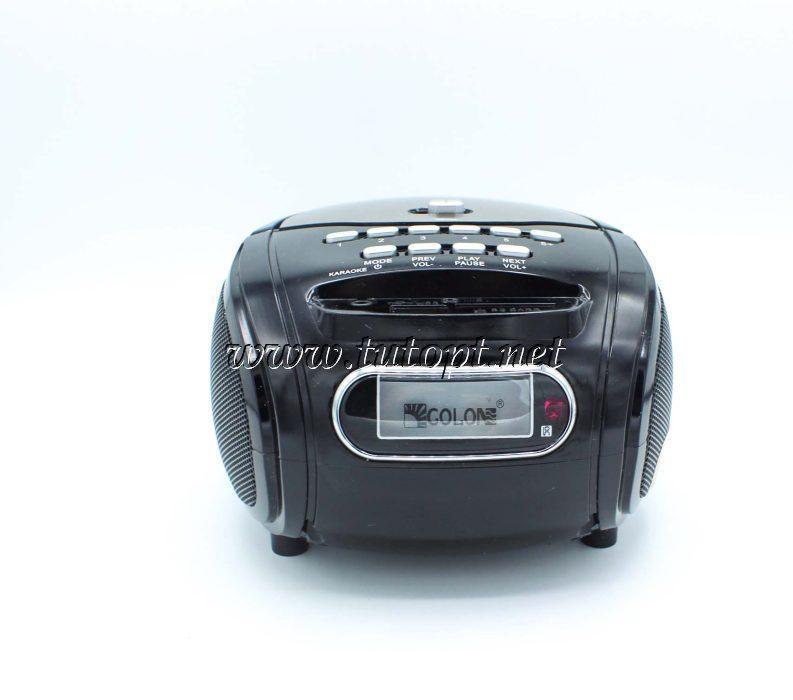 Радиоприемник Golon RX-186 аккумуляторный, USB/SD проигрыватель,