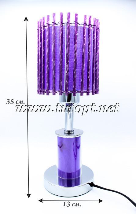 Настільна лампа приліжкова №18 35*14*14