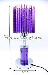 Настольная лампа прикроватная №18 35*14*14