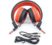 Полноразмерные наушники накладки YISON HP-163 HiFi с микрофоном
