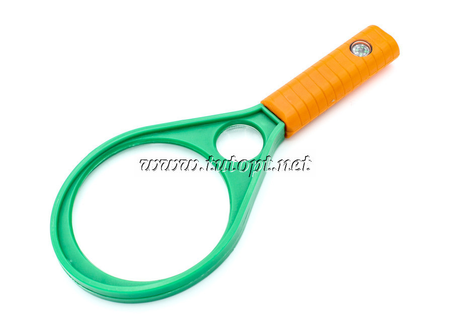 Лупа Magnifying GLASS 90mm
