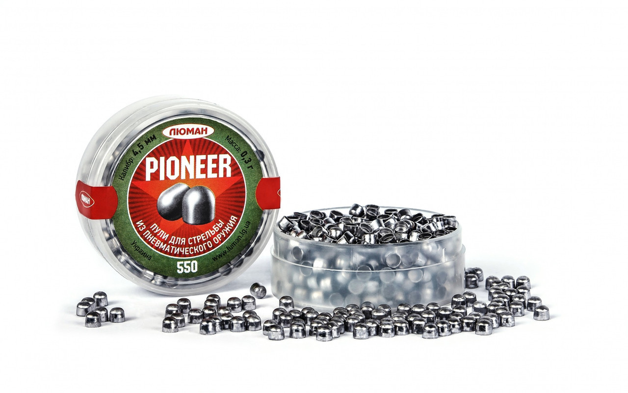Luman PIONEER, 0.3 (550 шт)