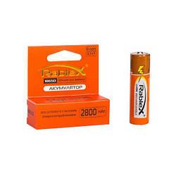 Аккумулятор Rablex 18650 2800mAh Li-ION 3.7V