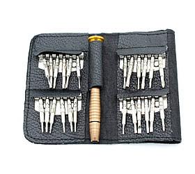 Набір викруток гаманець Portable XW-6025 для мобільних телефонів
