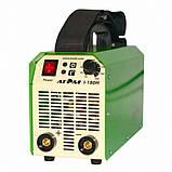 Сварочный инвертор АТОМ I-180H с комплектом сварочных кабелей (вариант F), фото 2