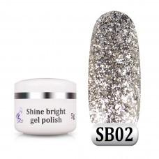 Гель паста Shine Bright SB 02, 5 г