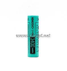 Аккумулятор Videx 18650 LI-ION 3400 mAh 3.7V