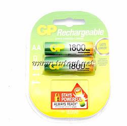 Акумулятор GP AA R6 1800mAh 1 шт.