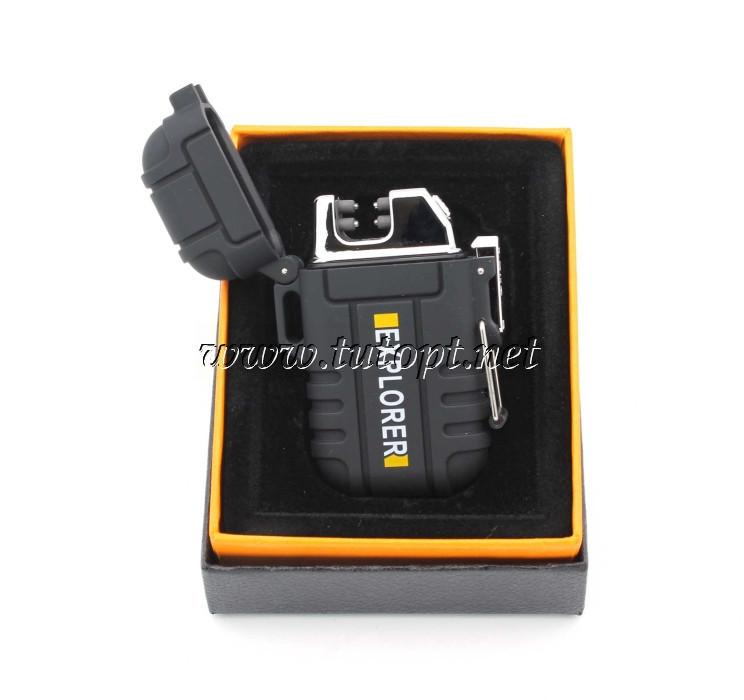 USB зажигалка 118-234 /плазменная /две дуги /