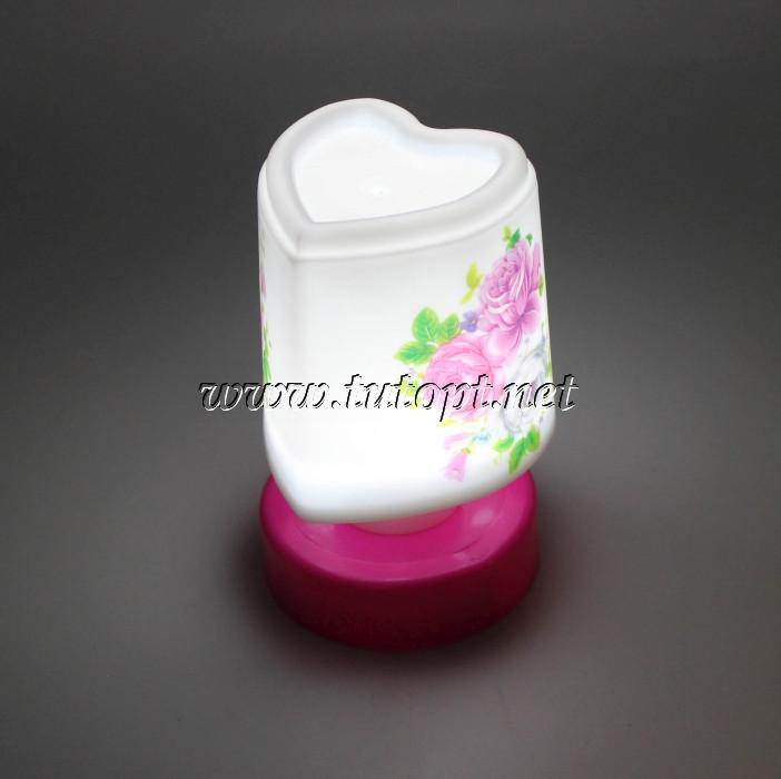 Ночник ваза AZ-21/ 3R3/ Нажимной выключатель